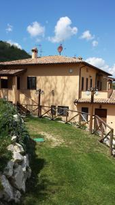 Il Borgo delle Stelle, Apartmány  Giano dell'Umbria - big - 38