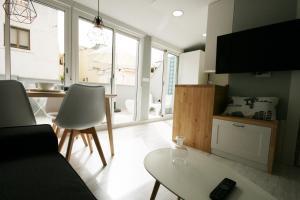 Áticos Soho GrupalMalaga, Апартаменты  Малага - big - 7