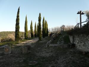 Il Borgo delle Stelle, Apartmány  Giano dell'Umbria - big - 12