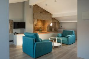 Hotel Atalaia B&B, Hotely  Santiago de Compostela - big - 16