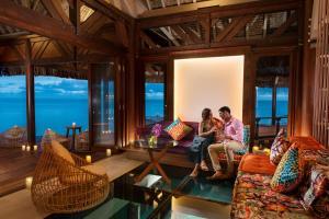 Conrad Bora Bora Nui, Курортные отели  Бора-Бора - big - 36