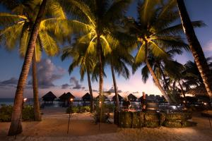 Conrad Bora Bora Nui, Курортные отели  Бора-Бора - big - 50