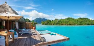 Conrad Bora Bora Nui, Курортные отели  Бора-Бора - big - 48