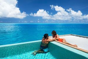 Conrad Bora Bora Nui, Курортные отели  Бора-Бора - big - 5