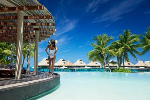 Conrad Bora Bora Nui, Курортные отели  Бора-Бора - big - 24