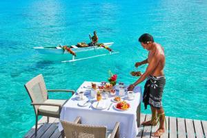 Conrad Bora Bora Nui, Курортные отели  Бора-Бора - big - 43