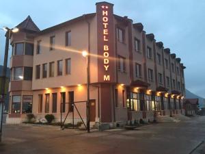 Hotel Body M