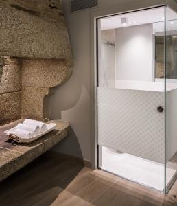 Hotel Atalaia B&B, Hotely  Santiago de Compostela - big - 27