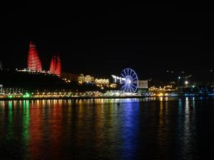 Seaside Luxe House, Ferienhäuser  Baku - big - 50