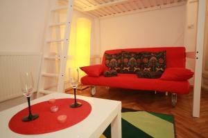 Central Residence, Ferienwohnungen  Braşov - big - 9