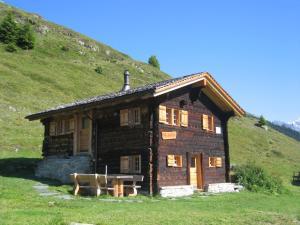 Alphütte Bielerhüs - Apartment - Fiesch