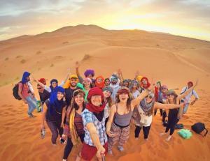 Riad Desert Camel, Hotels  Merzouga - big - 68