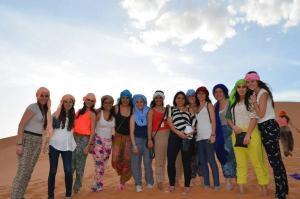Riad Desert Camel, Hotels  Merzouga - big - 65