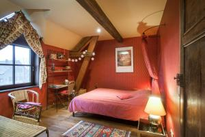 Double Room with Garden View La Ferme Des Eglantines