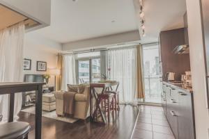 Downtown, MTCC, ACC,CN Tower, Royal York, Apartmány  Toronto - big - 3