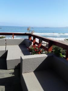 Departamentos Mar y Sol, Апарт-отели  Los Vilos - big - 16