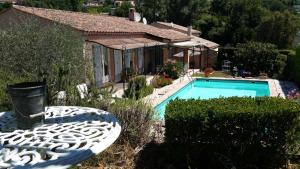 Villa Du Fort Carre, Villas  Vence - big - 11