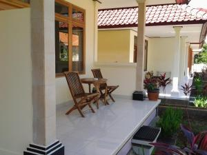 Medori Putih Homestay, Проживание в семье  Улувату - big - 2