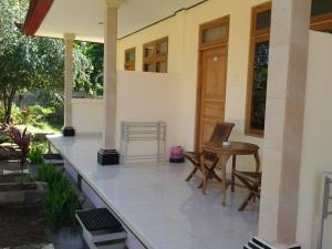Medori Putih Homestay, Проживание в семье  Улувату - big - 3