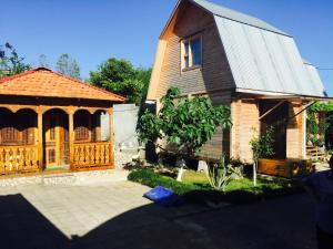 Гостевой дом Домики у Аллы - фото 4