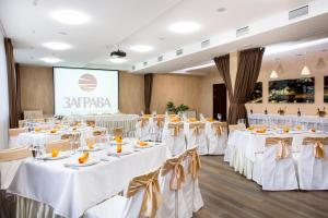 Zagrava Hotel, Hotel  Dnipro - big - 67