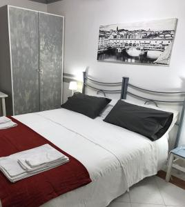 Casa Femas, Apartmány  Florencia - big - 9