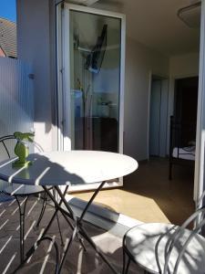 Elbhus Hamburg, Апартаменты  Moorwerder - big - 60