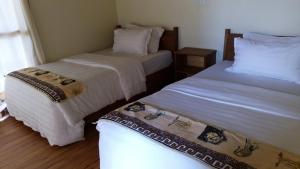 Ichumbi Gorilla Lodge, Chaty v prírode  Kisoro - big - 14