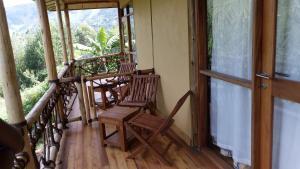 Ichumbi Gorilla Lodge, Chaty v prírode  Kisoro - big - 38