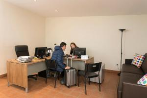 Apartments Sata Olimpic Village Area, Apartmanok  Barcelona - big - 112