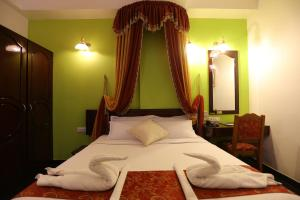 Hotel Theni International, Hotel  Theni - big - 9