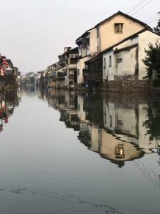 Jiu She Apartment, Apartmány  Suzhou - big - 6