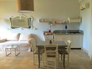 Appartamento Cellina, Apartmanok  Gallipoli - big - 14