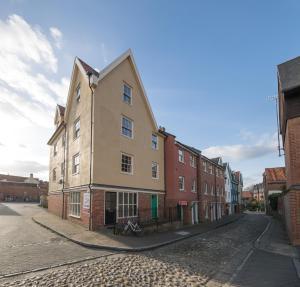 Norwichapartment, Appartamenti  Norwich - big - 24