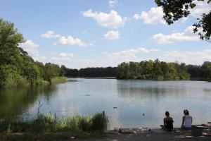 AZUR Waldcamping Auwaldsee, Üdülőközpontok  Ingolstadt - big - 40