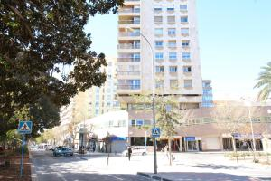 Torre Alicante Apartments, Apartmány  Alicante - big - 20