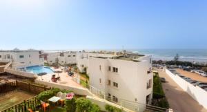App Jumeira Beach, Apartments  Dar Bouazza - big - 20