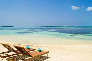 Luxury Beach Maldives, Affittacamere  Guraidhoo - big - 15