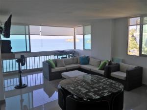 La Costa Deluxe Apartamentos - Santa Marta, Апартаменты  Puerto de Gaira - big - 1