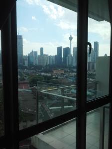 KLCC view Sky Residences, Apartmány  Kuala Lumpur - big - 3
