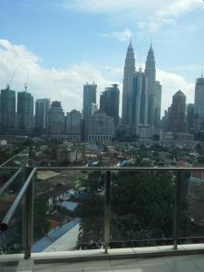 KLCC view Sky Residences, Apartmány  Kuala Lumpur - big - 2