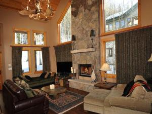 Meadow Brook Chalet Cabin, Nyaralók  Vail - big - 1