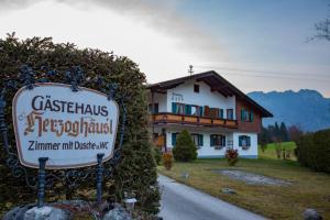 Pension Herzoghäusel