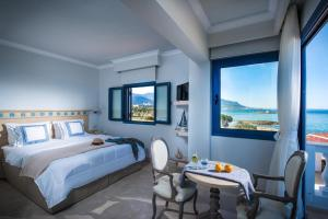 Pyrgos Blue, Aparthotels  Malia - big - 12