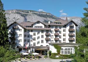 Sunstar Alpine Hotel Flims, Hotely  Flims - big - 40