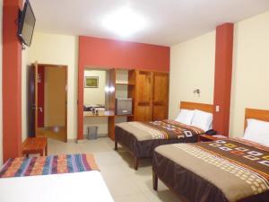 Palau Amazonas Hotel, Szállodák  Iquitos - big - 25