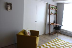 Cosmo Santa Fe, Apartmány  Mexiko City - big - 12