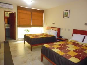 Palau Amazonas Hotel, Szállodák  Iquitos - big - 39