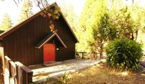 The Knotty Cabin in Lake Arrowhead