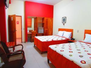 Palau Amazonas Hotel, Szállodák  Iquitos - big - 42